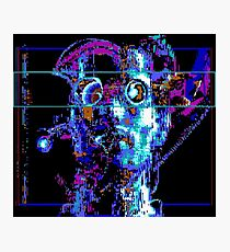 Neuromancer Photographic Print