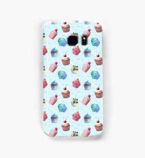 Sweet Cupcakes Samsung Galaxy Case/Skin