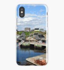 Peggy's Cove, Nova Scotia iPhone Case/Skin