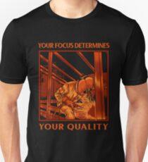 Welder Your Focus Unisex T-Shirt