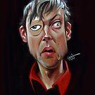 McPoyle Sunny Portrait by Ian Spendloff