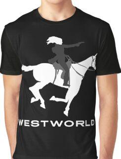 Westworld - Horse Graphic T-Shirt