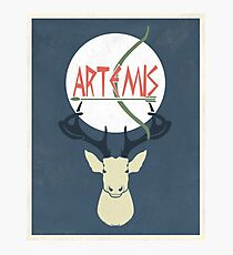 Artemis Photographic Print