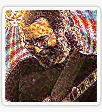 Sunshine Jerry Sticker Sticker