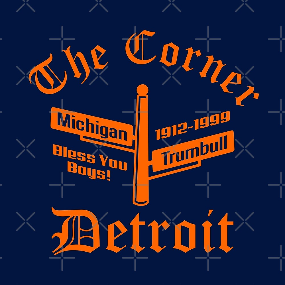 The Corner - Detroit by thedline