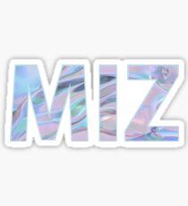 MIZ  Sticker