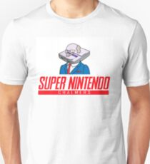 Super Nintendo Chalmers Unisex T-Shirt
