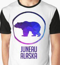 Juneau - ALASKA Graphic T-Shirt