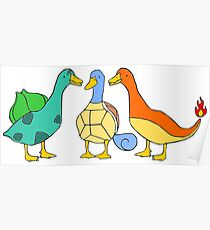 The Starters Poster