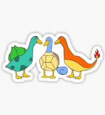 The Starters Sticker