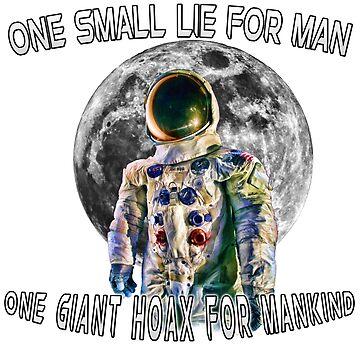 NASA Lies Moon Landing Hoax by ODDTV