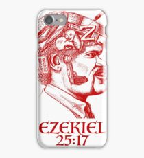 Ezekiel 25:17 The Path of the Righteous Man iPhone Case/Skin