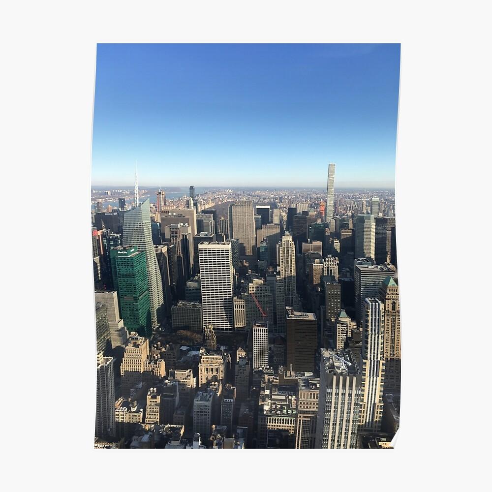 Nueva York Póster