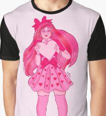 Valentine Girl Graphic T-Shirt