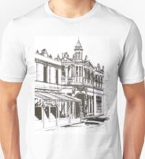 Kensington, Melbourne Victoria.  Bellair St ©  Unisex T-Shirt