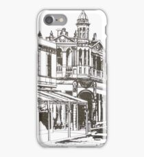 Kensington, Melbourne Victoria.  Bellair St ©  iPhone Case/Skin