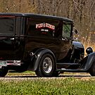 1929 Ford Panel Wagon by sundawg7