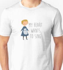 Sound of music maria T-Shirt