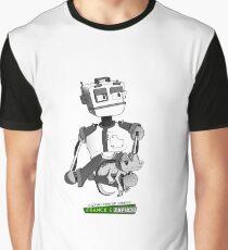 Franck & Zaphod Graphic T-Shirt