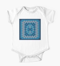 Knitted Decorative Background Kids Clothes