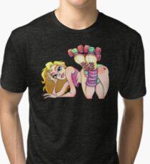 skate Tri-blend T-Shirt