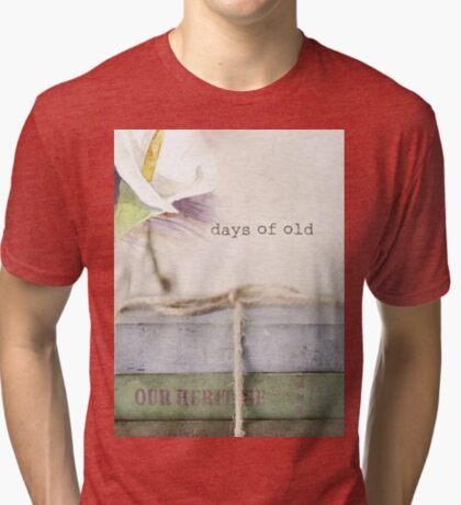 Tage alt ... Vintage T-Shirt