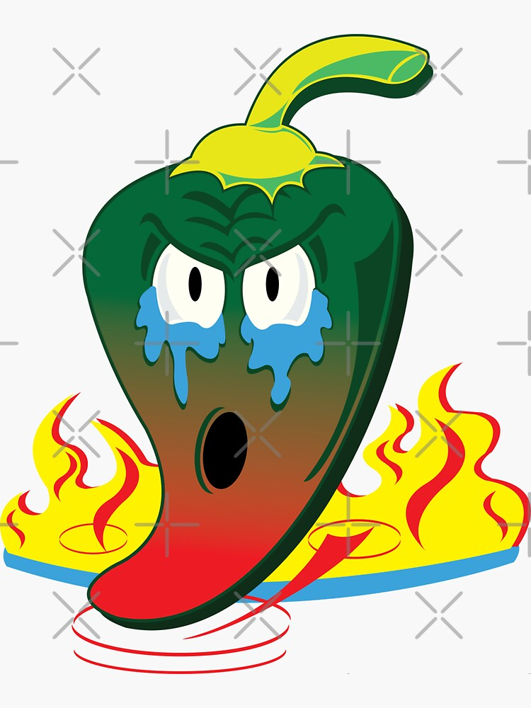Crying Hot Jalapeno by snohock