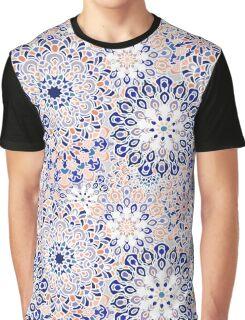 Flower mandalas Graphic T-Shirt