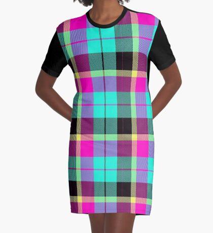 Scottish Pink by Julie Everhart Graphic T-Shirt Dress