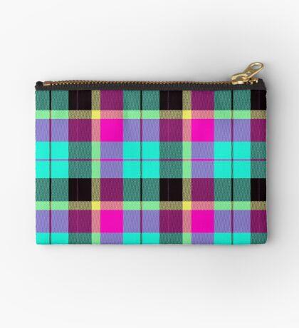 Scottish Pink by Julie Everhart Zipper Pouch