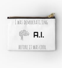 Democratizing AI Brain Version Studio Pouch