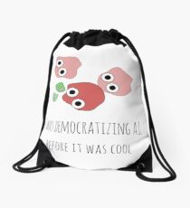 Democratizing AI Otoro Version Drawstring Bag