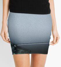 rainwetted Mini Skirt
