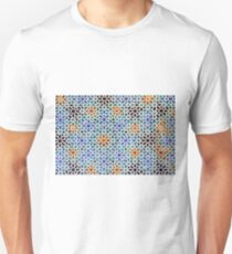 Colorful mosaic tiles Unisex T-Shirt