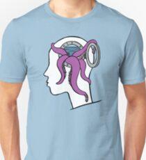Octopus Head Unisex T-Shirt