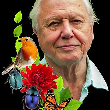 David Attenborough by nahm80