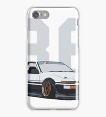 ae86 Stanced iPhone Case/Skin