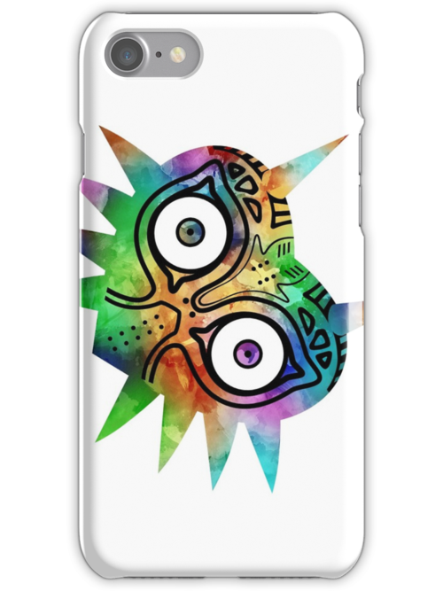 Majora's Mask Color Alt by cluper