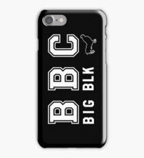 "BBC (BIG BLACK ""Rooster?"" ;) ) iPhone Case/Skin"