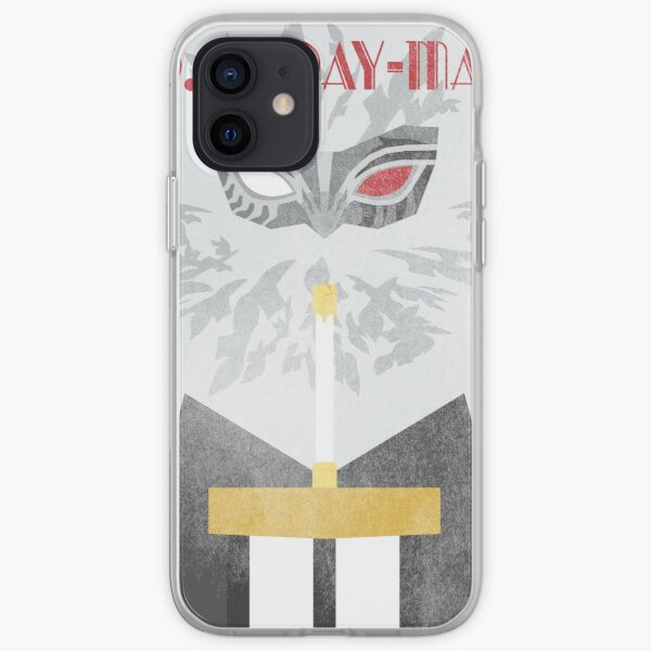 D. Gray-Man Art Deco iPhone Soft Case