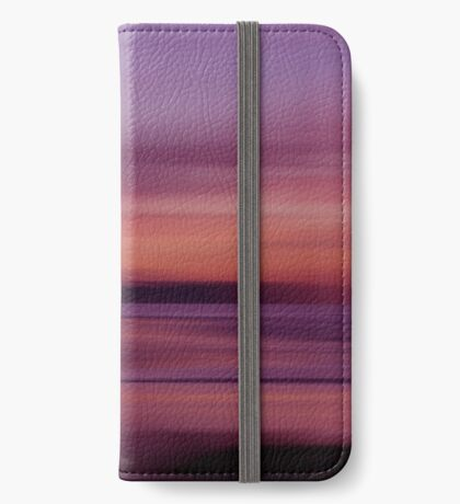 Sunset Shades iPhone Wallet