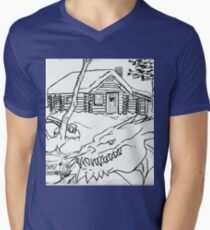 A Dragon's Winter Home in Vermont T-Shirt