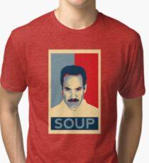 No soup for you. Soup Nazi Quote. Tri-blend T-Shirt