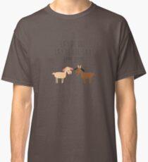 Sound of music goat herd Classic T-Shirt