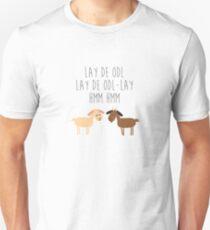 Sound of music goat herd Unisex T-Shirt