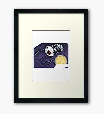 Spacy Framed Print