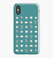 Beauty Pattern iPhone Case/Skin