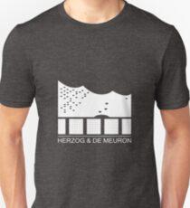 Camiseta ajustada Herzog & de Meuron Logotipo - Elbphilharmonie