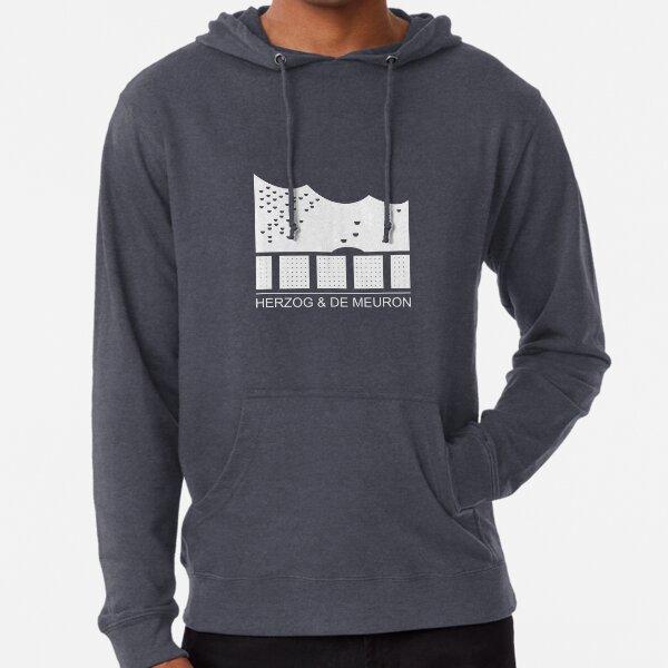 Herzog & de Meuron Logo - Elbphilharmonie Lightweight Hoodie