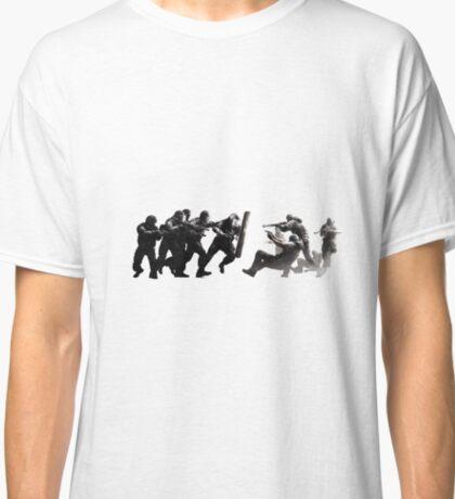 Rainbow Six Siege fight Classic T-Shirt